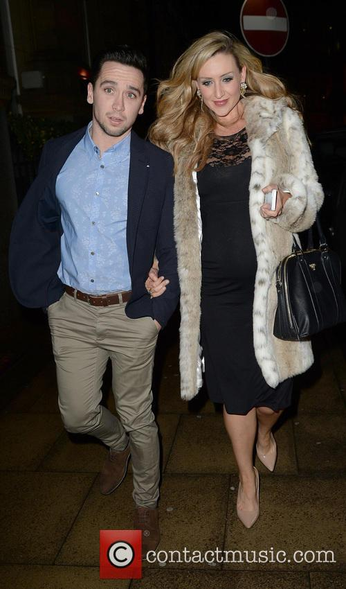 Catherine Tyldesley and Tom Pitfield 8