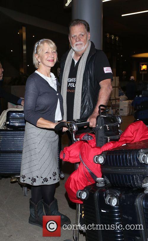 Dame Helen Mirren and Taylor Hackford 11