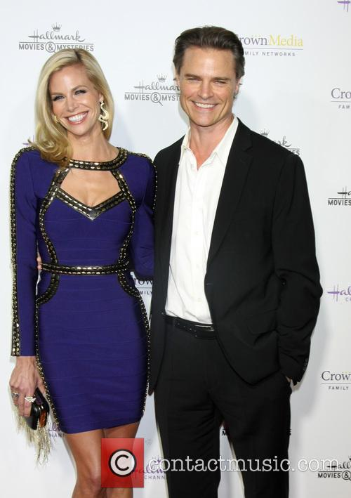 Brooke Burns and Dylan Neal 6