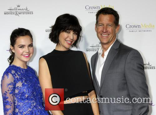 Bailee Madison, Catherine Bell and James Denton 2