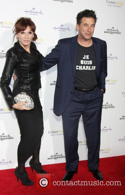 Marilu Henner and William Baldwin 6