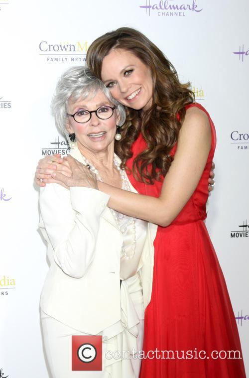 Rita Moreno and Rachel Boston 1
