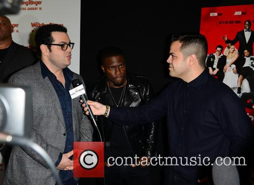 Josh Gad and Kevin Hart 3
