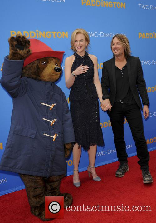 Nicole Kidman, Keith Urban and Paddington 2