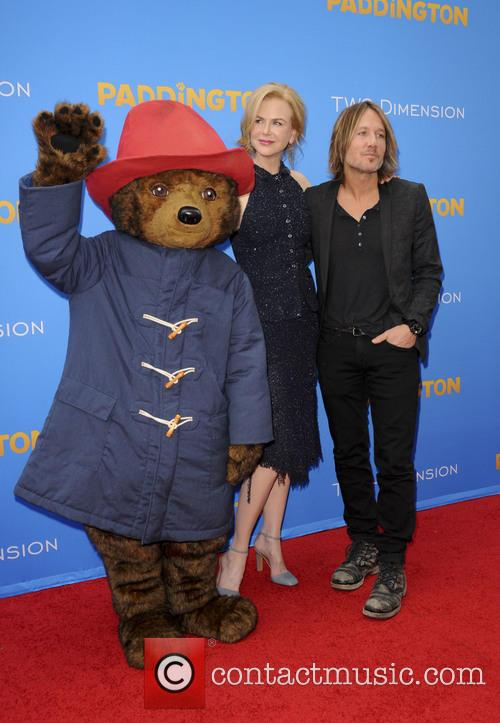 Nicole Kidman, Keith Urban and Paddington 3