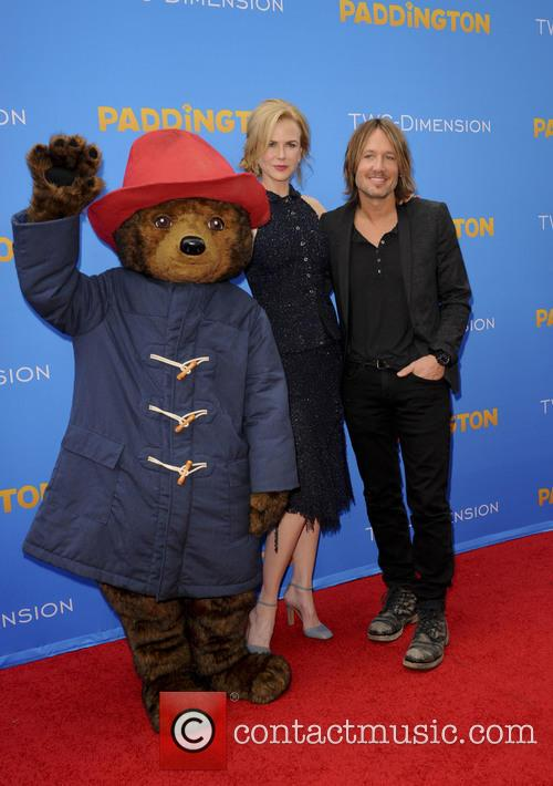 Nicole Kidman, Keith Urban and Paddington 4