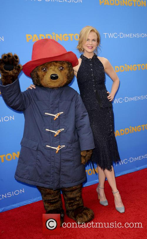 Nicole Kidman and Paddington 8