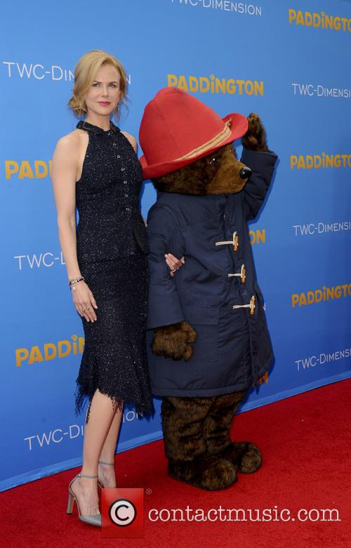 Nicole Kidman and Paddington 9