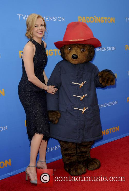 Nicole Kidman and Paddington 10