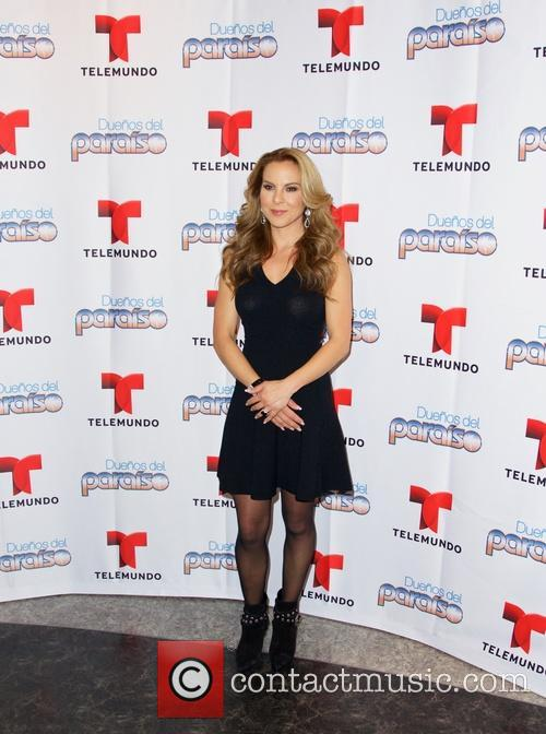 Meet and greet with Mexican actress Kate del...