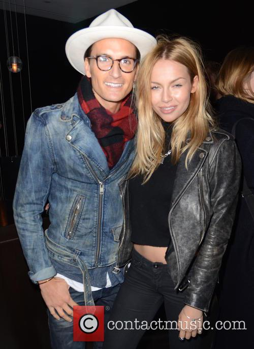 Oliver Proudlock and Emma Lou 2