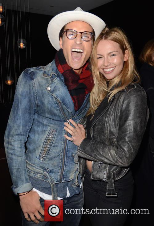 Oliver Proudlock and Emma Lou 8