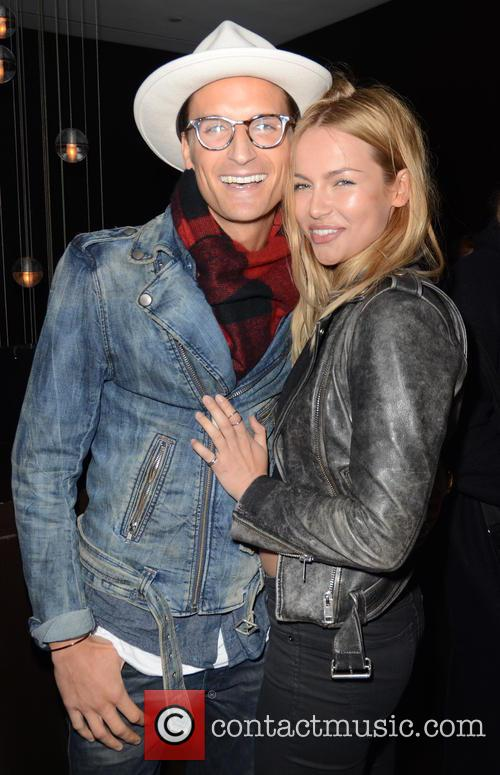 Oliver Proudlock and Emma Lou 9