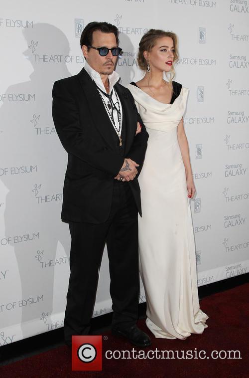 Johnny Depp and Amber Heard 6