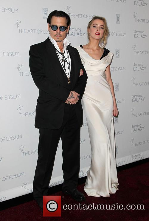 Johnny Depp and Amber Heard 11