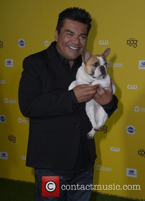 George Lopez hosts The World Dog Awards 2015