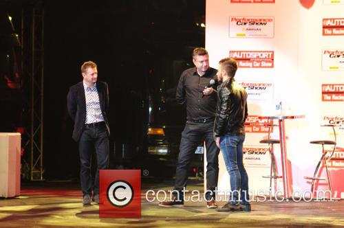 Allan Mcnish and Will Stevens 2