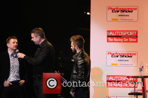 Allan Mcnish and Will Stevens 3