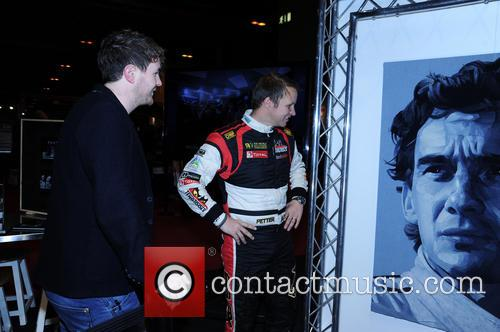 Ian Berry and Petter Solberg 4