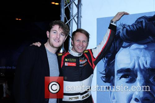 Ian Berry and Petter Solberg 6
