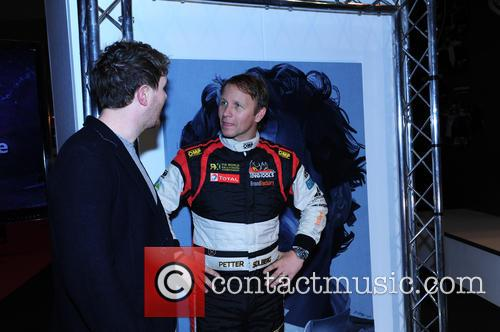 Ian Berry and Petter Solberg 7