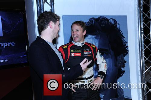 Ian Berry and Petter Solberg 8
