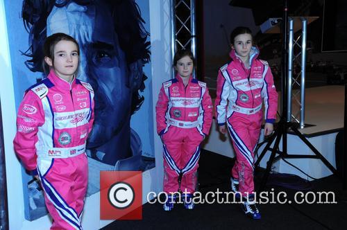 Tilly Goundry, Sienna Goundry and Alicia Goundry 3