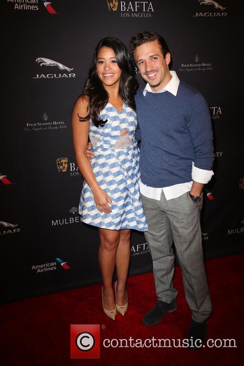 Henri Esteve and Gina Rodriguez 1