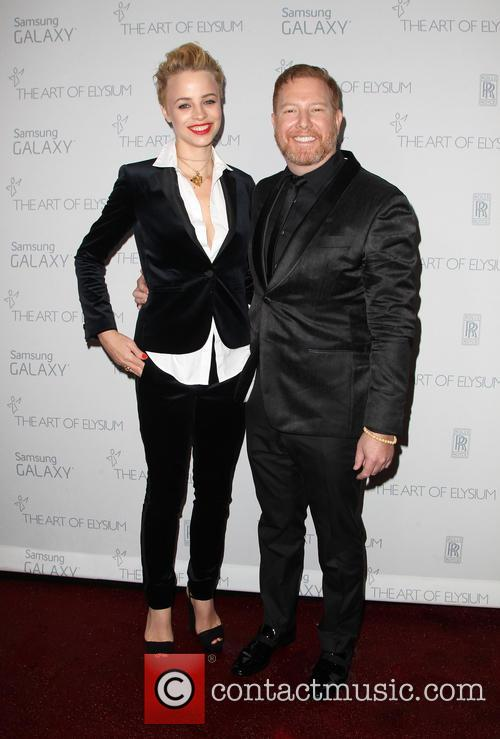 Jessica Roffey and Ryan Kavanaugh 2