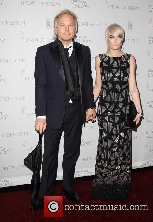 Matt Sorum and Adriane Harper 2