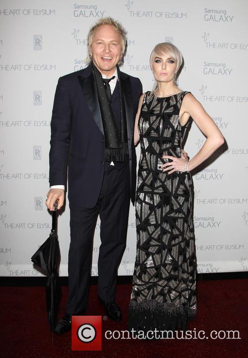 Matt Sorum and Adriane Harper 3