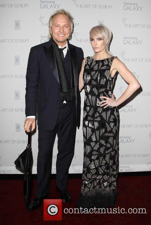 Matt Sorum and Adriane Harper 6