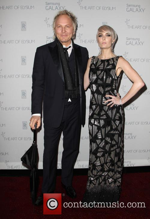 Matt Sorum and Adriane Harper 1