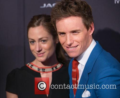 Hannah Bagshawe and Eddie Redmayne 4