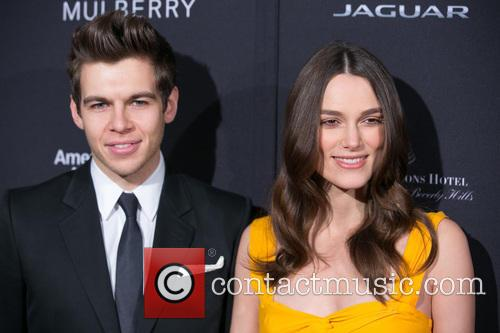 James Righton and Keira Knightley 7