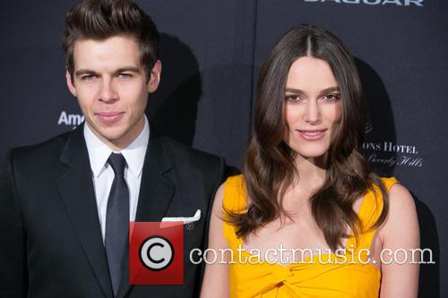 James Righton and Keira Knightley 8