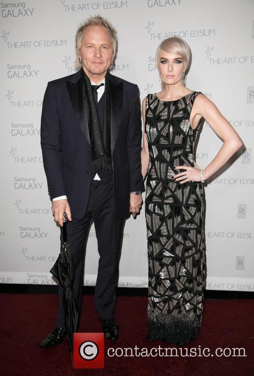 Matt Sorum and Adriane Harper 4
