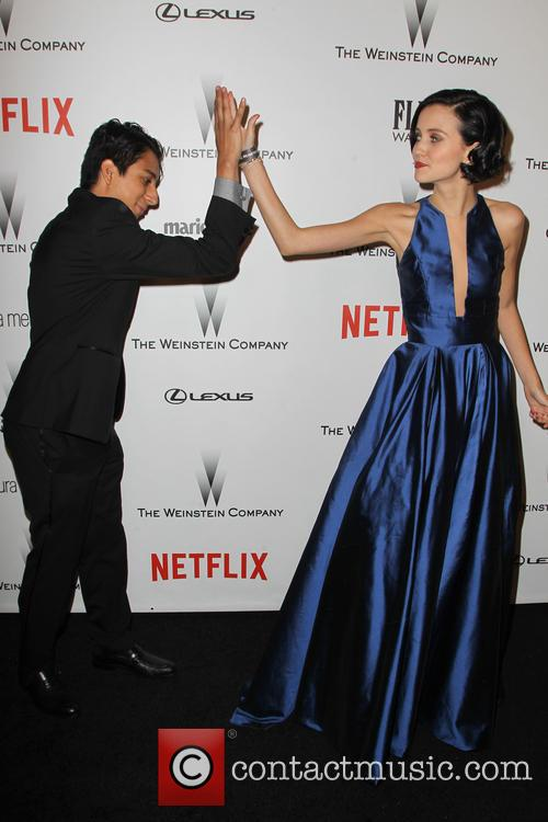 Anthony Quinonez and Julia Goldani Telles 6