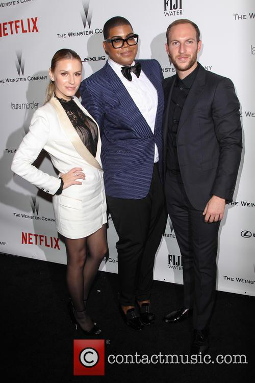 Morgan Stewart, Ej Johnson and Brendan Fitzpatrick 1