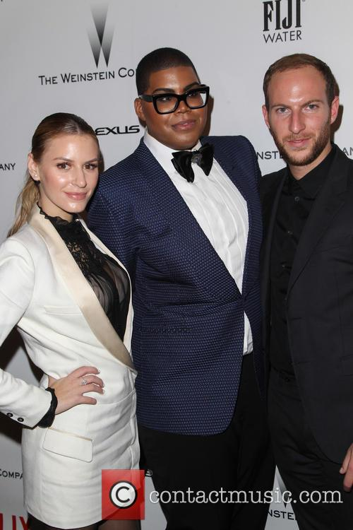 Morgan Stewart, Ej Johnson and Brendan Fitzpatrick 3