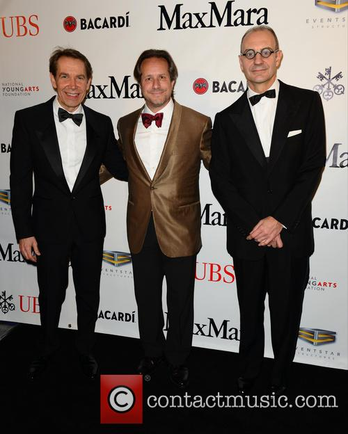 Jeff Koons and Paul Lehr 3