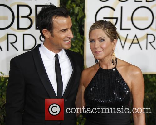 Jennifer Aniston and Justin Theroux 3