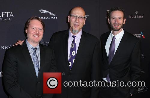 Don Hall, Roy Conli and Chris Williams 2