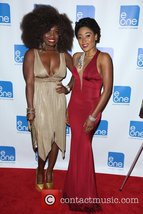 Jennifer Oguzie and Mbong Amata 2