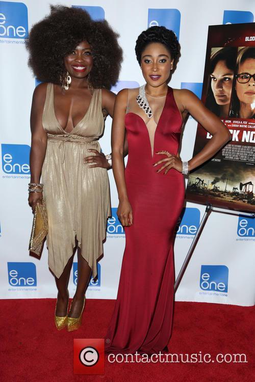 Jennifer Oguzie and Mbong Amata 4