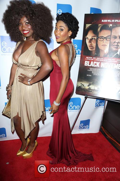 Jennifer Oguzie and Mbong Amata 1