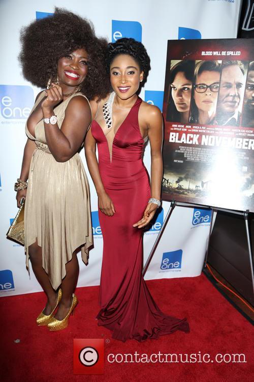 Jennifer Oguzie and Mbong Amata 8