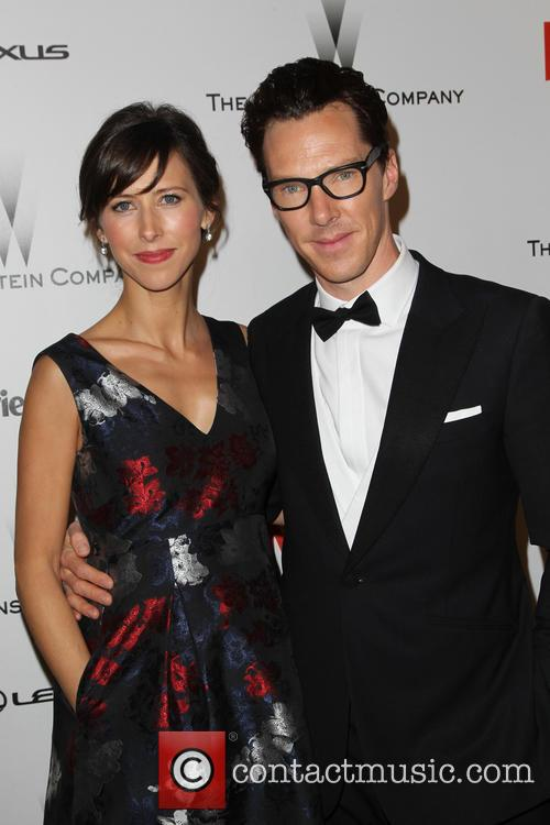 Sophie Hunter and Benedict Cumberbatch 5