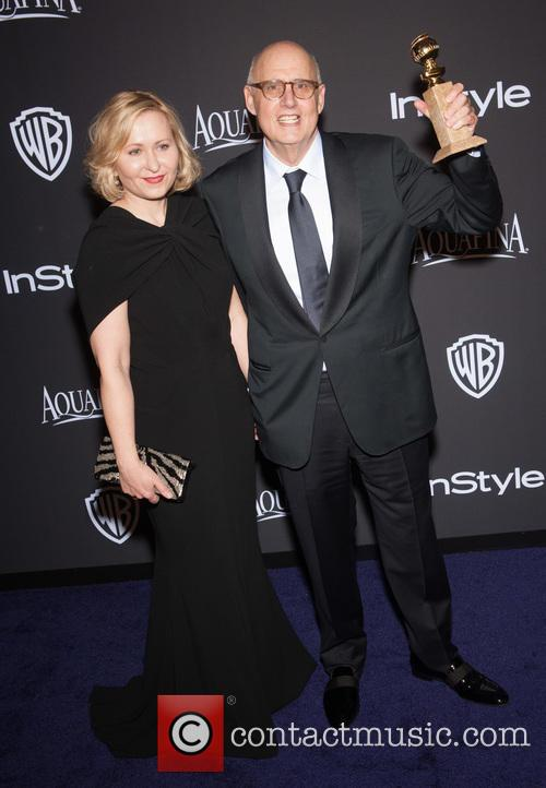 16th Annual InStyle and Warner Bros. Golden Globe...