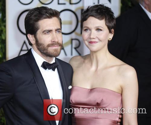 Maggie Gyllenhaal and Jake Gyllenhaal